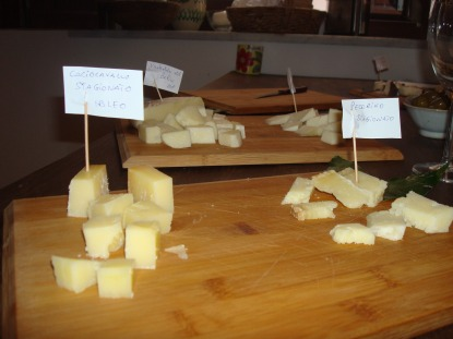 cheese tasting palermo