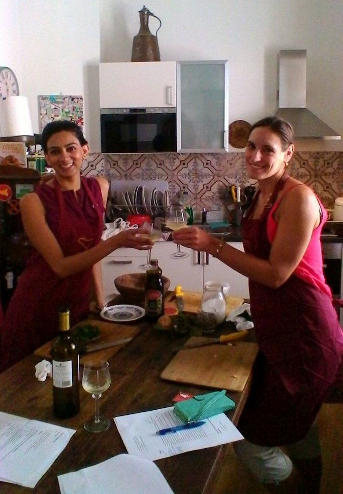 One day cooking classes in Palermo