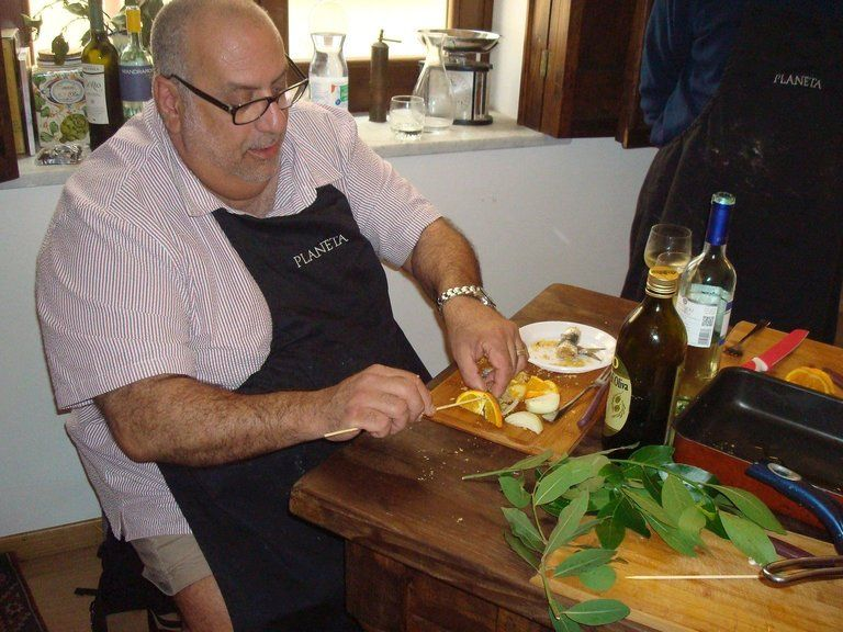 Cooking Classes Palermo (one day)