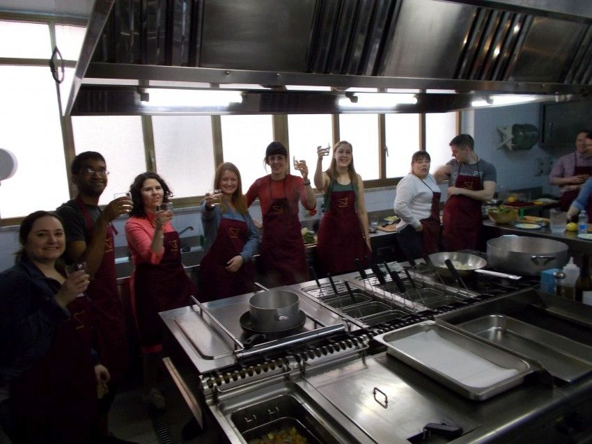 Cooking school in Sicily