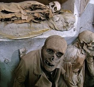 catacombs capuchins
