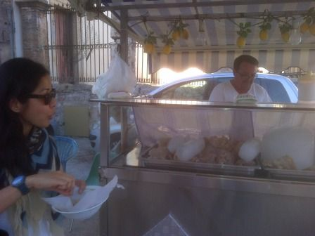 Street food Palermo
